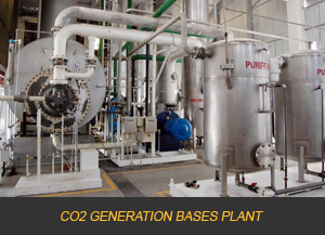 CO2 GENERATION BASES PLANT